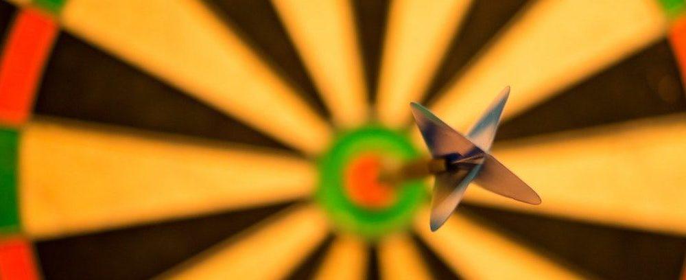 dardos target diana objetivo