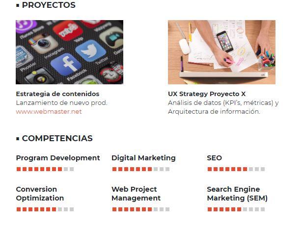 curriculum en español iculum competencias