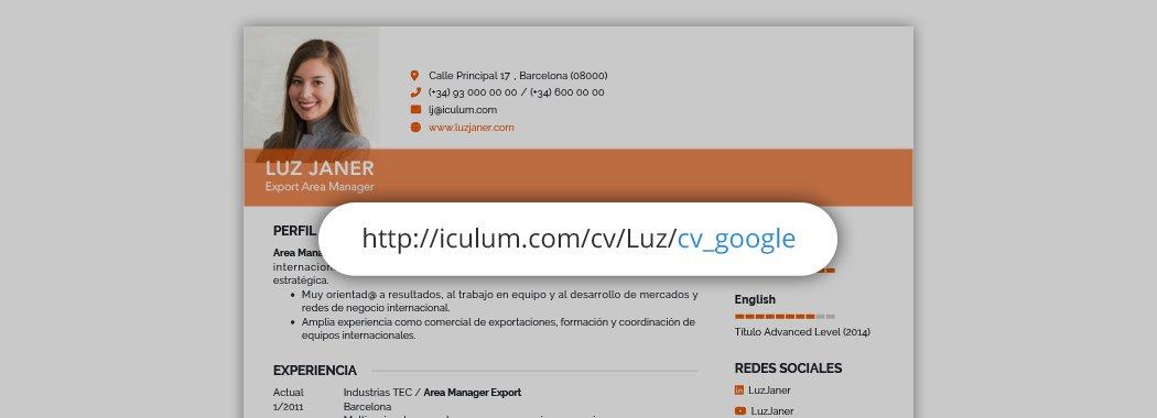 iCulum Cv Online Cv Digital