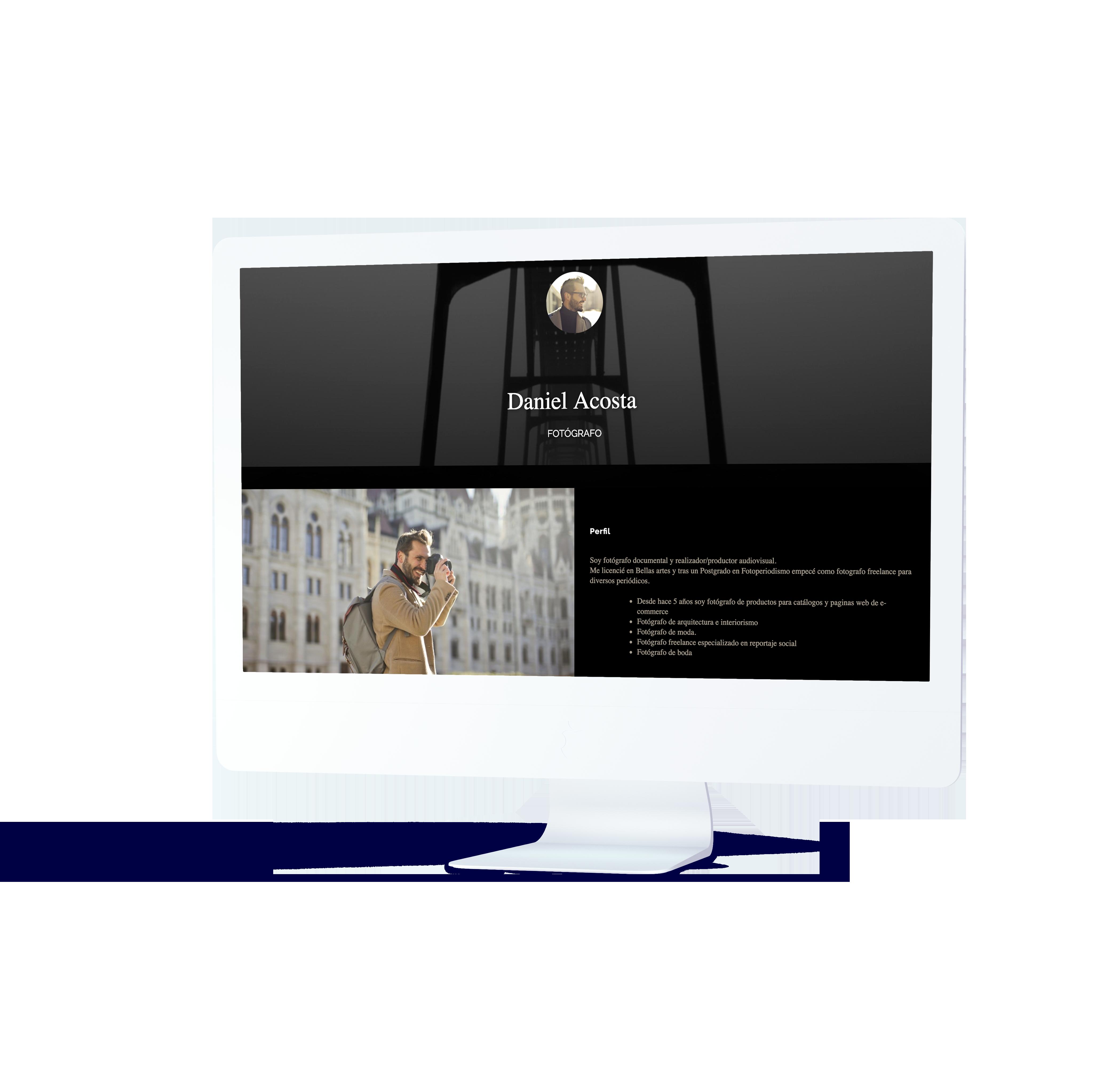 iCulum web personal