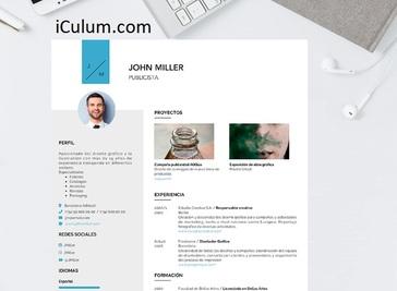 curriculum ejemplo gratis iculum sm
