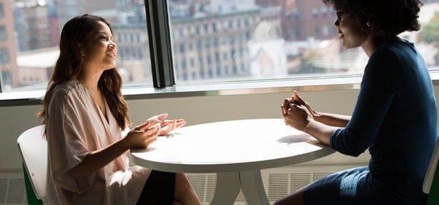 iCulum entrevista de dos mujeres