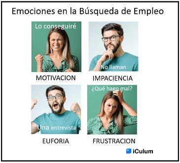 iCulum Emociones Busqueda Empleo Pq