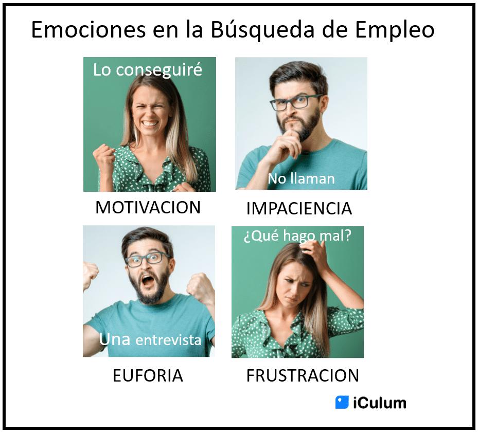 iCulum Emociones Busqueda Empleo