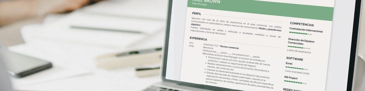iCulum Currículum de Directivo