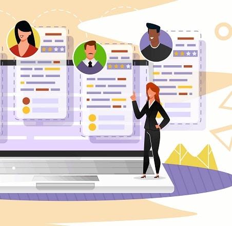 Hacer que las redes sociales impulsen tu currículum