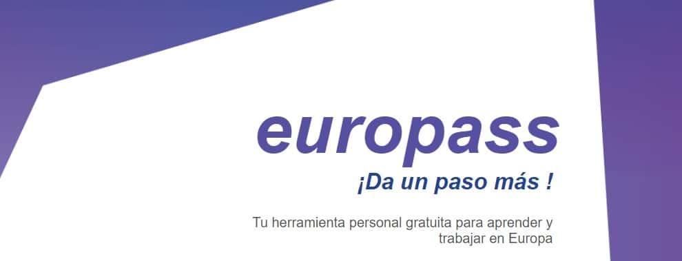 Currículum Europass