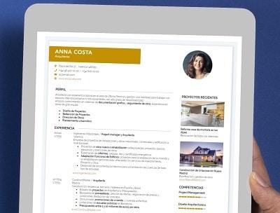 Curriculum Moderno 5 claves iCulum