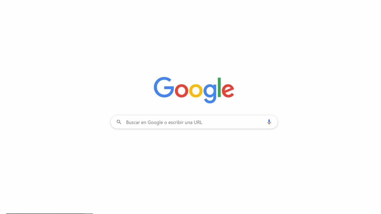 curriculum moderno Google